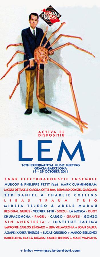 El cartell del LEM 2011